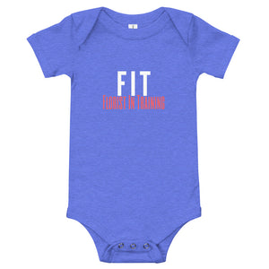 """FIT: Florist In Training"" Baby T-Shirt"