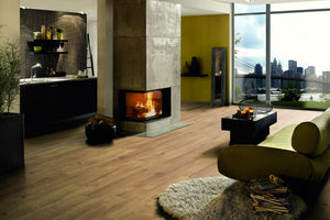 12mm Canadia Bordeaux Oak Laminate Floor (1.5m2 per pack)
