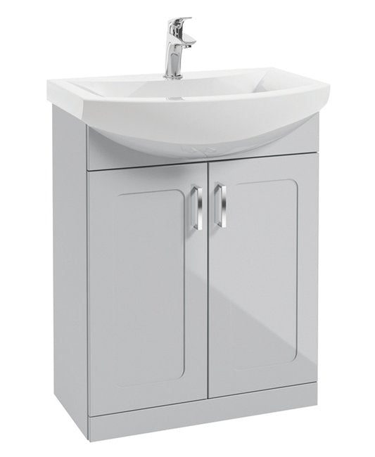 Sonas Bristol 65Cm Floorstanding Unit With Cosmo Basin Mixer  - *Special Offer