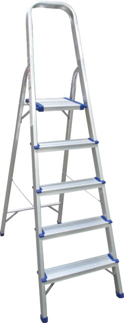 Tread Aluminium  Step Ladder