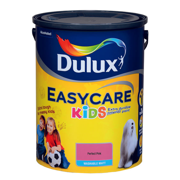 Dulux Easycare Kids Perfect Pink  5L