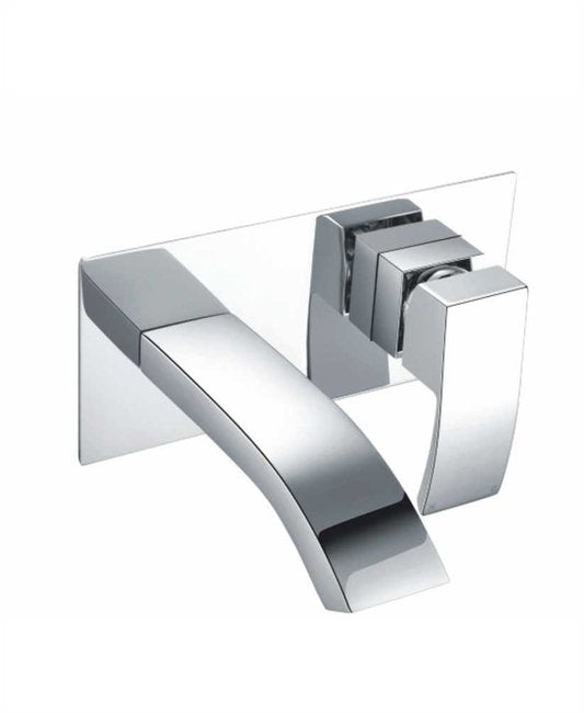 Sonas Corby Wall Mounted Basin Mixer With Easy Box