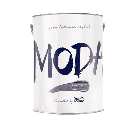 Dulux Moda Frosted Fig  5L