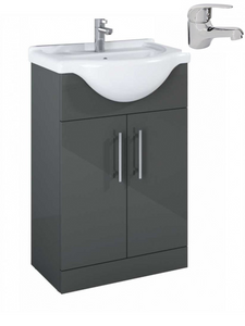 Sonas Belmont Gloss Grey 55 Pack-Alpha - *Special Offer