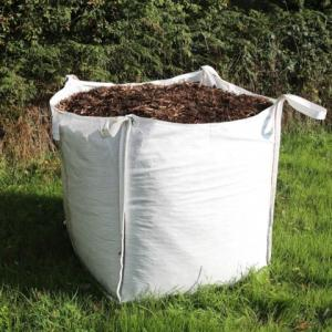 Bark Mulch Tonne Bag