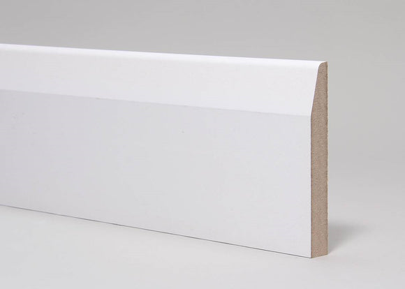 White Primed Chamfered Architrave