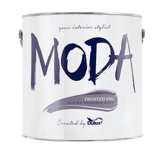 Dulux Moda Frosted Fig  2.5L