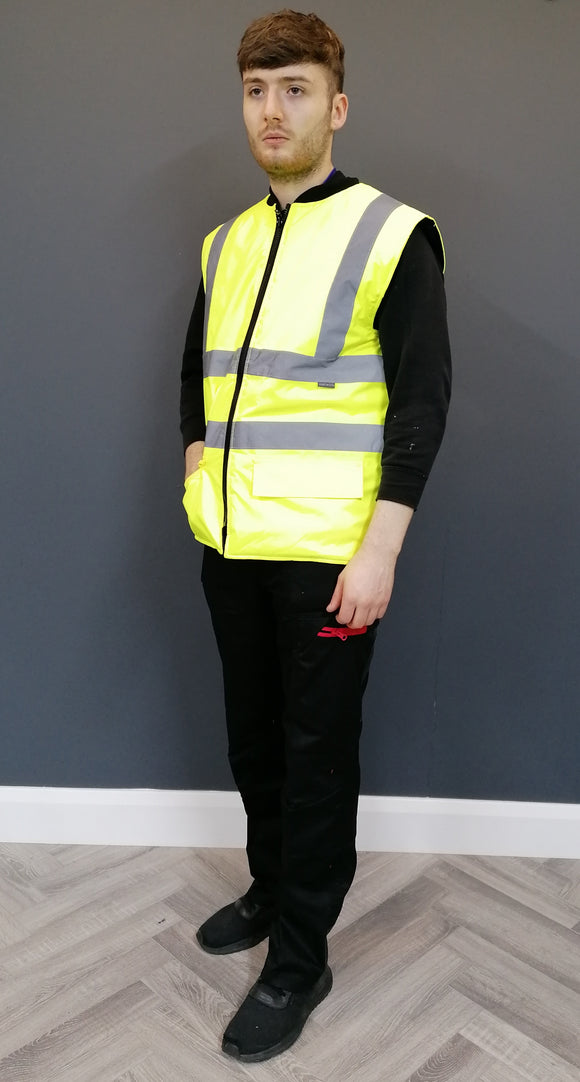 High Vis Jacket Reversible (available in 2 colours)