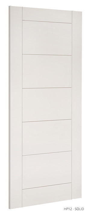 Déanta HP12/CT White Primed Door