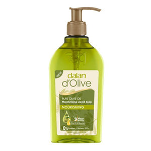 DALAN D'OLIVE NOURISHING LIQUID SOAP 300ML