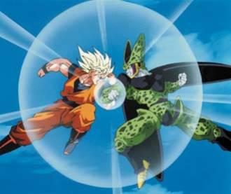 Dragon Ball Z - Goku Vs Cell