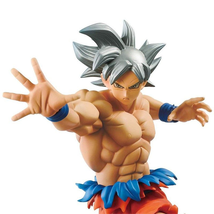 Figurine Goku Ultra Instinct Volant Torse Dragon Ball Super
