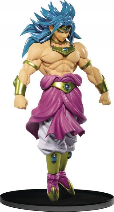 Figurine Broly SSJ Le Guerrier Légendaire Dragon Ball Z
