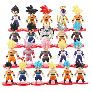 Collection Figurine Dragon Ball (DBZ, DBS)
