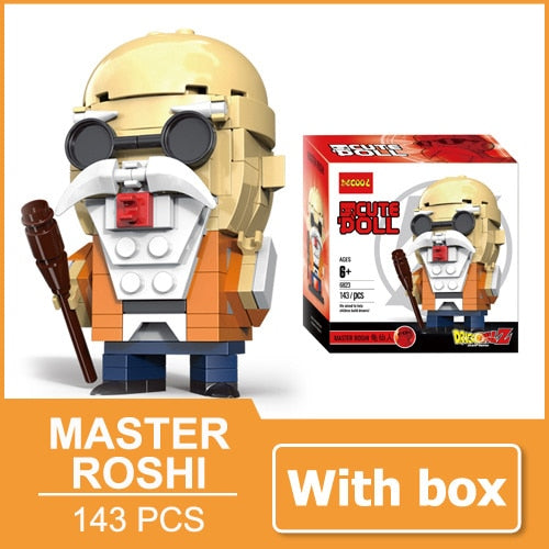 BrickHeadz Dragon Ball : Tortue Géniale