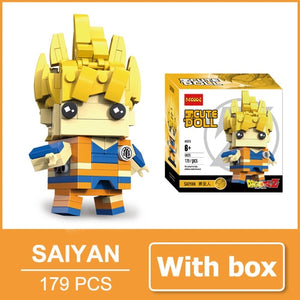 BrickHeadz Dragon Ball : Goku Super Saiyan