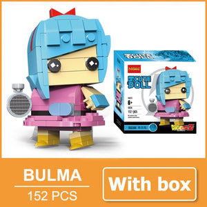 BrickHeadz Dragon Ball : Bulma