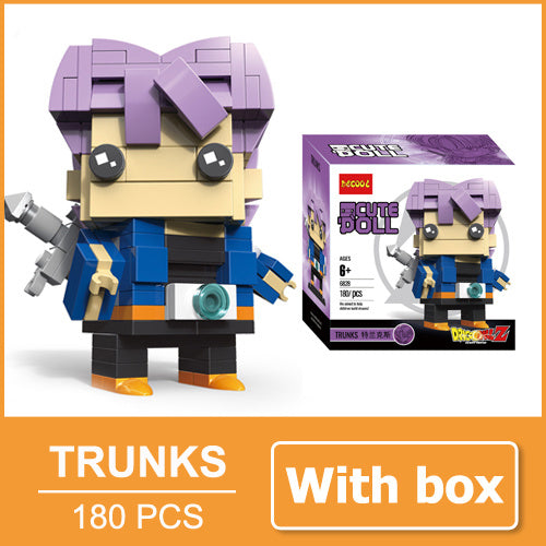 BrickHeadz Dragon Ball : Trunks