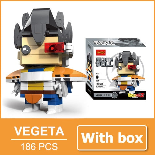 BrickHeadz Dragon Ball : Vegeta