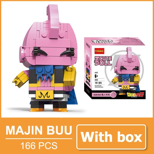 BrickHeadz Dragon Ball : Buu
