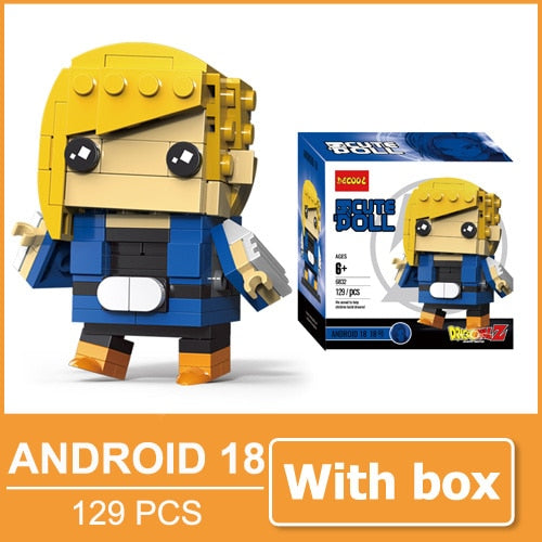 BrickHeadz Dragon Ball : C-18