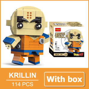 BrickHeadz Dragon Ball : Krilin