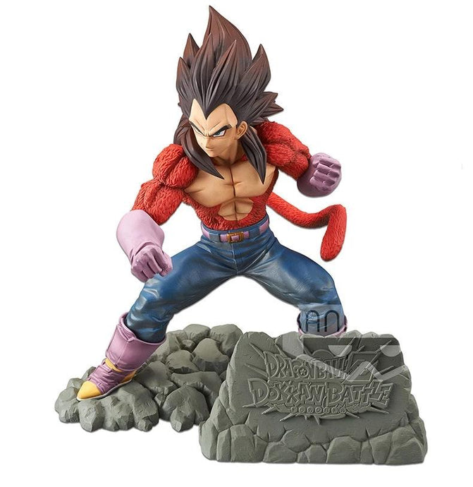 Figurine Dragon Ball Vegeta Super Saiyan 4