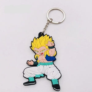 Porte-clés Dragon Ball : Gotenks Super Saiyan