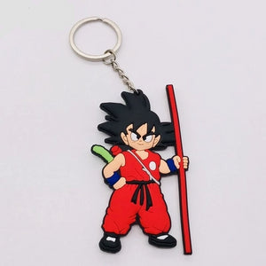 Porte-clés Dragon Ball : Goku Enfant