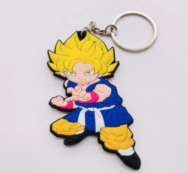 Porte-clés Dragon Ball : Goku SSJ GT