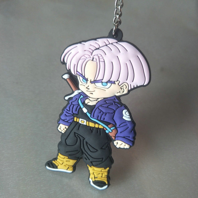 Porte-clés Dragon Ball : Trunks