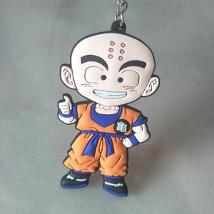 Porte-clés Dragon Ball : Krilin