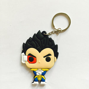 Porte-clés Dragon Ball : Vegeta Pop