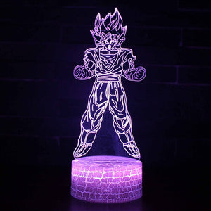 Lampe 3D Dragon Ball : Goku Ki