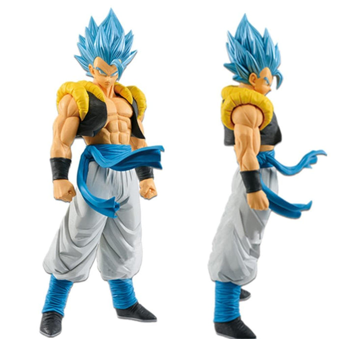 Figurine Dragon Ball Gogeta SSJ Blue - 25cm