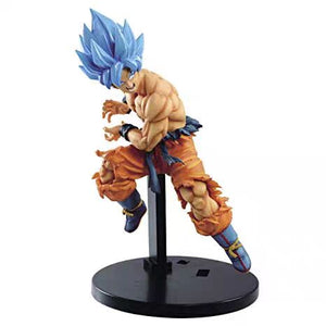 Figurine Dragon Ball Super : Goku Super Saiyan Blue