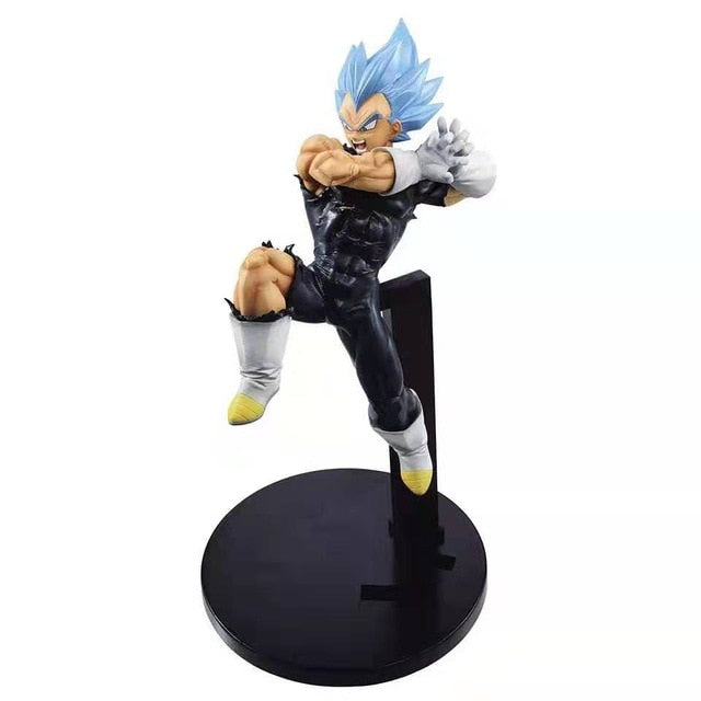 Figurine Dragon Ball Super : Vegeta Super Saiyan Blue