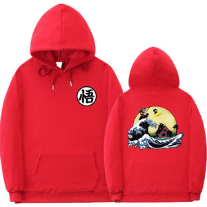 Sweat Dragon Ball : Kamé House Rouge