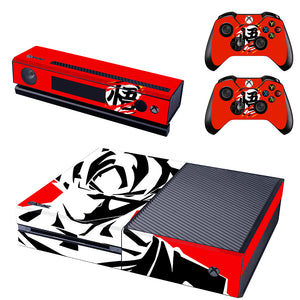 Skin Xbox One Goku Dragon Ball