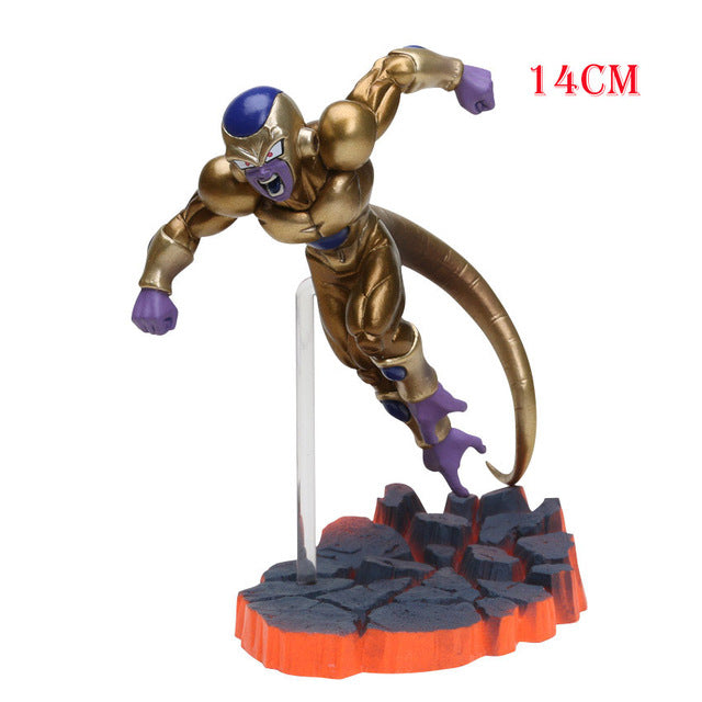 Figurine Golden Freezer Dragon Ball Super