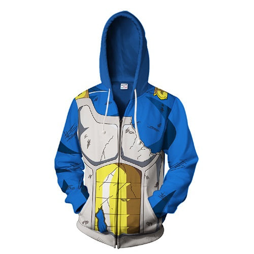 Veste Vegeta Blessé Dragon Ball