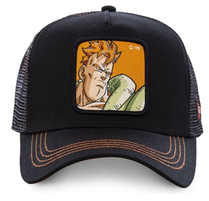 Casquette Dragon Ball Z (DBZ) : C-16