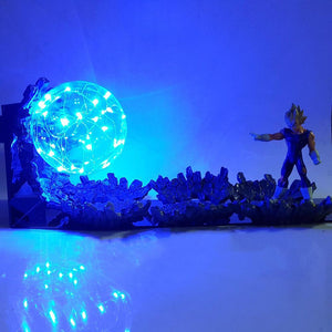 Lampe Vegeta SSJ Dragon Ball Z (DBZ)