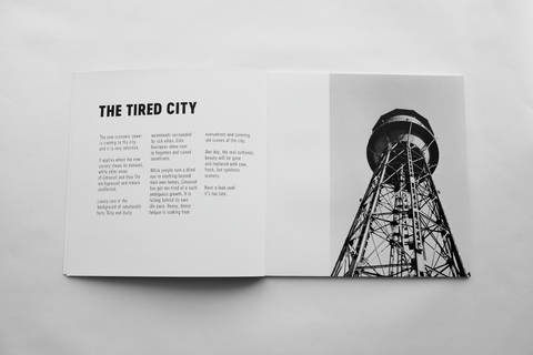 The Tired City (Signed)