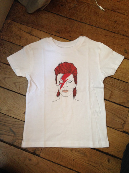 I MISS BOWIE Kids T-Shirt