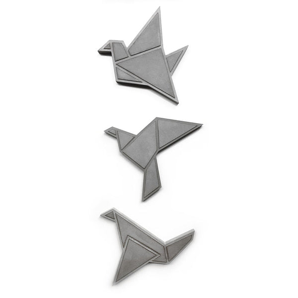 Origami Birds (wing up)