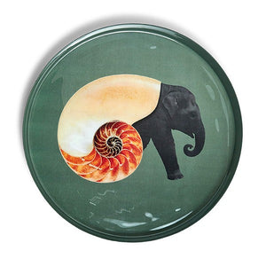 Round Tray - Shellephant