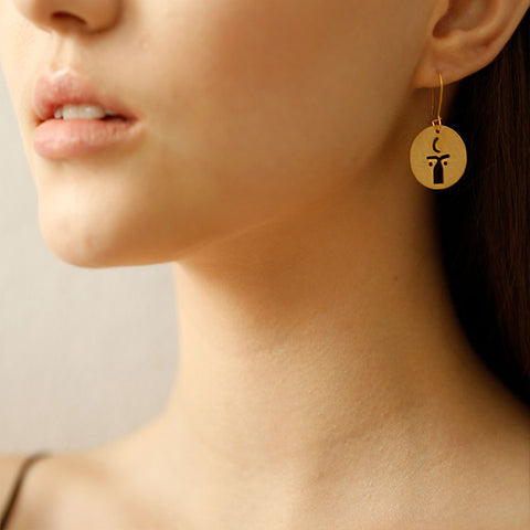 WoMan Earrings Large