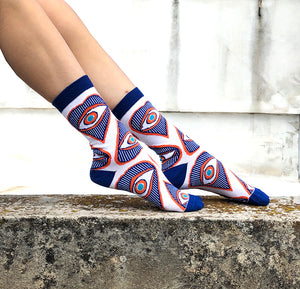 Eye - Heart Socks