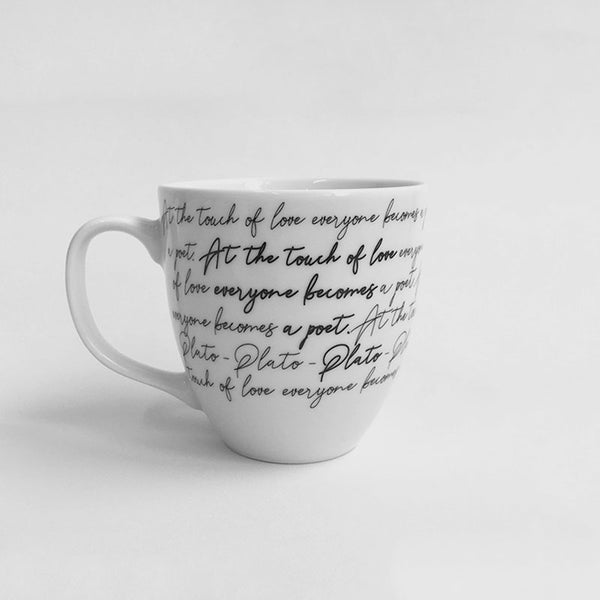 Calligraphy Quotes Regular Mug